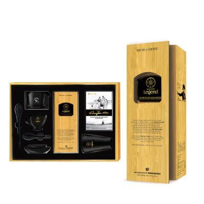Cà phê cao cấp Trung Nguyên – món quà tặng đẳng cấp cho tình thâm giao và sự trân quý