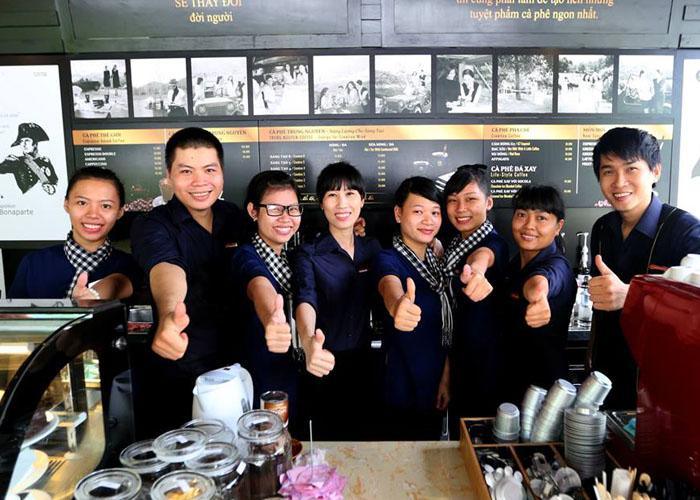 Tại sao cà phê Trung Nguyên được chọn làm quà tặng ý nghĩa cho doanh nghiệp?