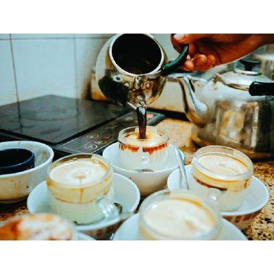 CAFE TRỨNG - ĐẶC SẢN GIỮA LÒNG HÀ NỘI - CHUYỆN KỂ