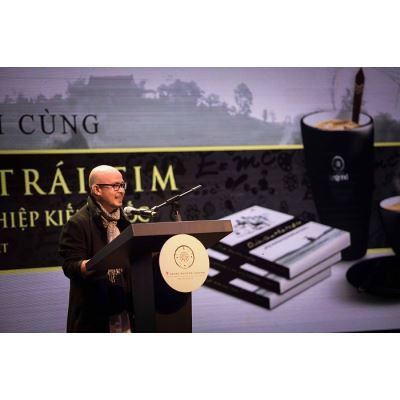 Ra mắt thương hiệu mới Trung Nguyên Legend: Cà phê năng lượng – cà phê đổi đời